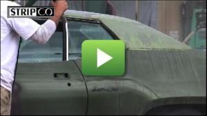 Automotive - Bondo Removal