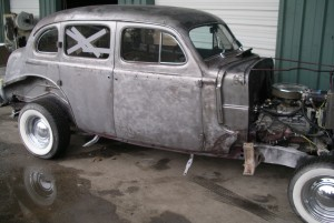 Automotive - Car Restoration