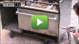 Food Processing Equipment - Oven Door Degreasing